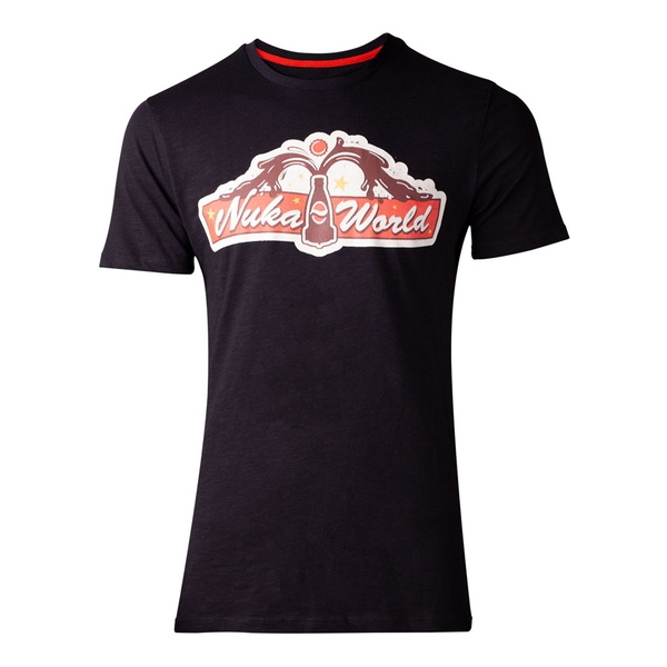 Fallout - Nuka World Men's Small T-Shirt - Black