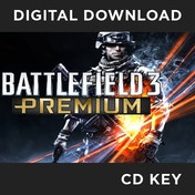 Battlefield 3 Premium Membership PC CD Key Download for Origin