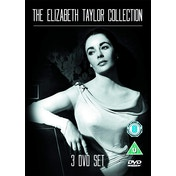 The Elizabeth Taylor Collection 3 DVD Set