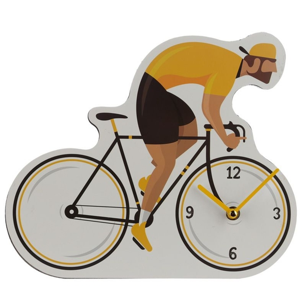 Cycle Works Bicycle Shaped Picture Clock