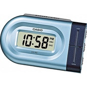 Casio DQ543/2 Digital Beep Alarm Clock Blue