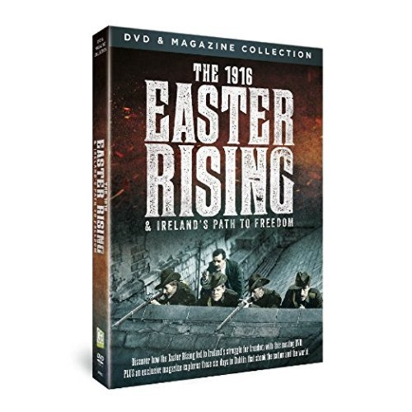 The 1916 Easter Rising & Ireland's Path To Freedom - DVD & Magazine