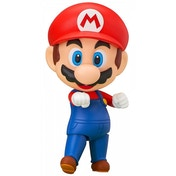 Mario (Super Mario Bros) Nendoroid Action Figure
