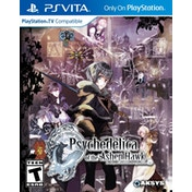 Psychedelica Of The Ashen Hawk PS Vita Game (#)