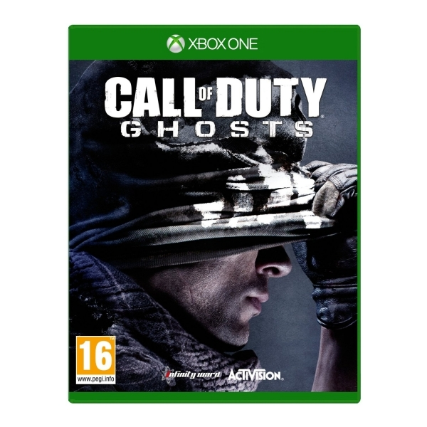 Call Of Duty Ghosts Game Xbox One - Image 1