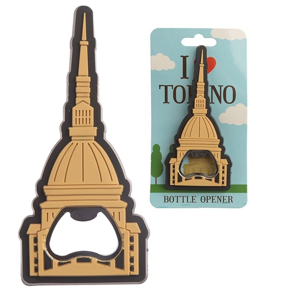 Torino Mole Novelty PVC Bottle Opener