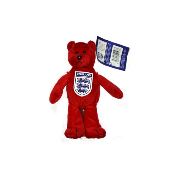 England Mini Bear Red