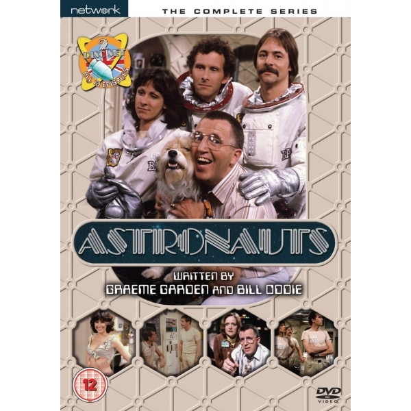 Astronauts - The Complete Series DVD