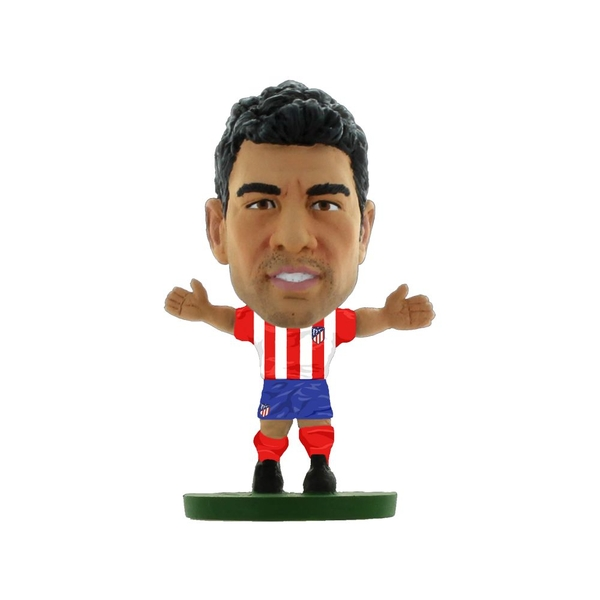 Atletico Madrid Costa Classic Kit Version Soccerstarz