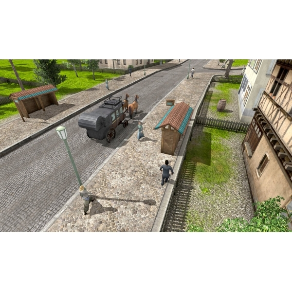 Train Fever PC Game - Image 2