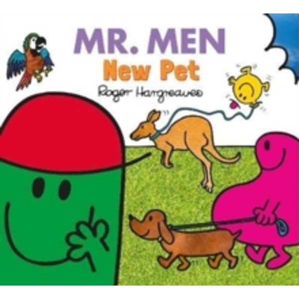 Mr. Men New Pet