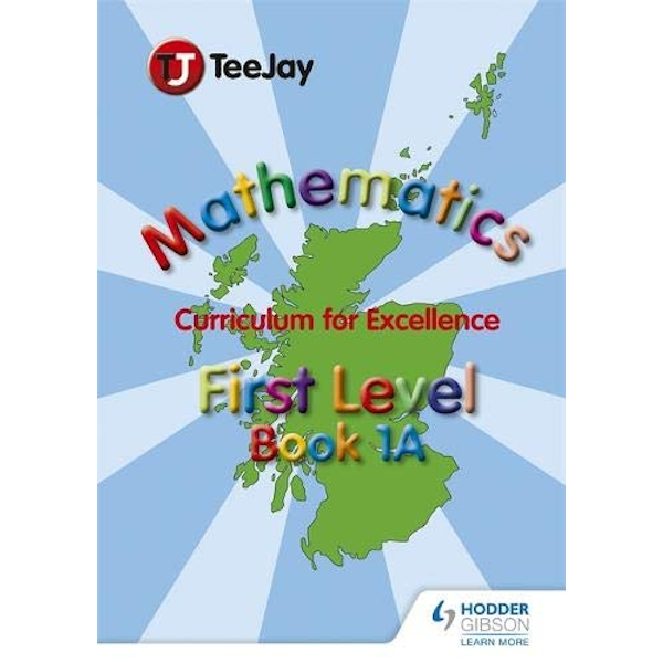 TeeJay CfE Maths: Textbook 1a by James Cairns, James Geddes, Tom Strang (Paperback, 2012)