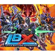 Little Battlers Experience 3DS Game