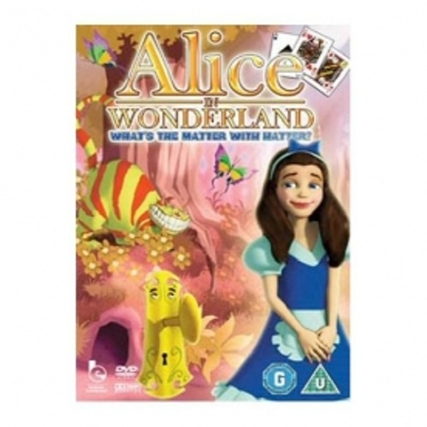 Alice In Wonderland Whats The Matter With The Hatter DVD