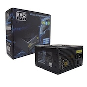 Evo Labs EVO-550XB 550W 120mm Silent FDB Fan PSU