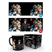 Death Note Group Heat Change Mug