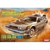 Polar Lights 1:25 Back to the Future III Time Machine Model Kit