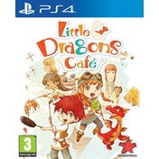 Little Dragons Cafe PS4 Game