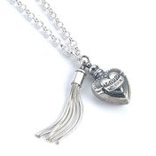 Sterling Silver Love Potion Necklace