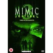 Mimic 3: Sentinel DVD