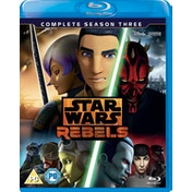 Star Wars: Rebels Season 3 Blu-ray