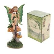 Emerald Prophecy Tales of Avalon Fairy Figurine