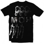 Medal of Honor Shadows T-Shirt Large