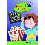 Horrid Henry Goes To The Movies DVD