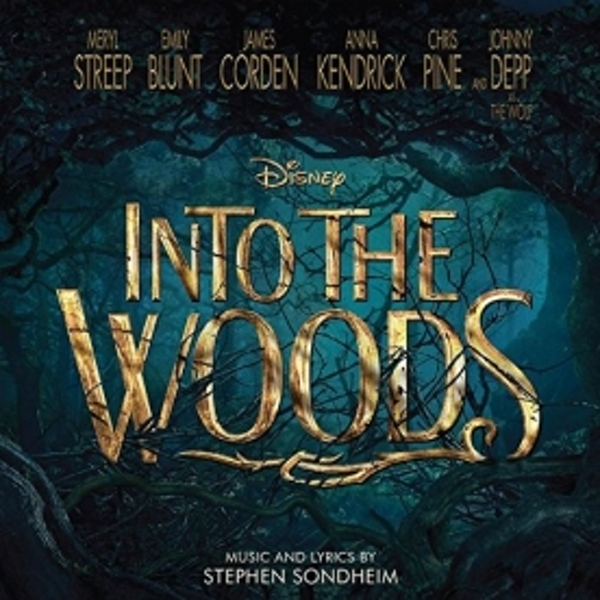 Stephen Sondheim - Soundrtack - Disney Into The Woods CD