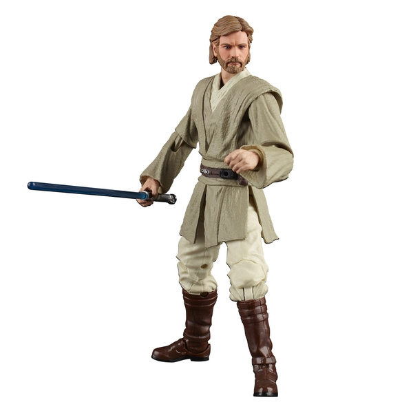 Obi-Wan Kenobi Jedi Knight (Star Wars) The Black Series Action Figure
