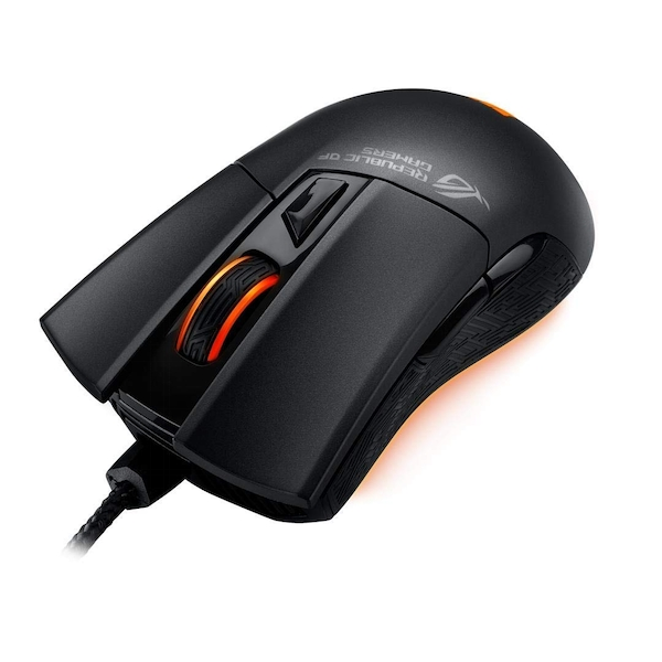 ASUS ROG Gladius II Origin Call of Duty - Black Ops 4 Edition mice USB Optical 12000 DPI - Image 1