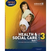 BTEC Level 3 National Health and Social Care: Student Book 1 by Neil Moonie, Marilyn Billingham, Hilary Talman, Carolyn Aldworth (Paperback, 2010)