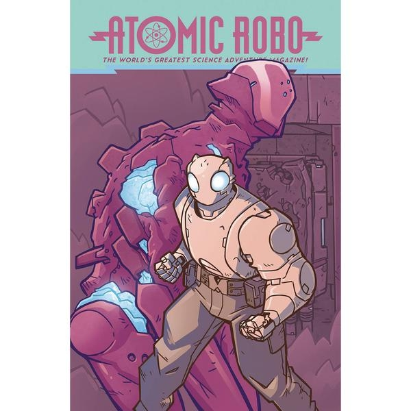 Atomic Robo & The Spectre Of Tomorrow