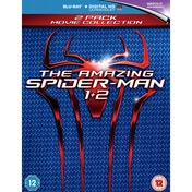 Amazing Spider-Man 1-2 Blu-ray