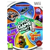 Ex-Display Hasbro Family Game Night Vol 1 Game Wii Used - Like New