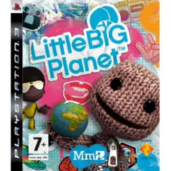 Little Big Planet Game PS3