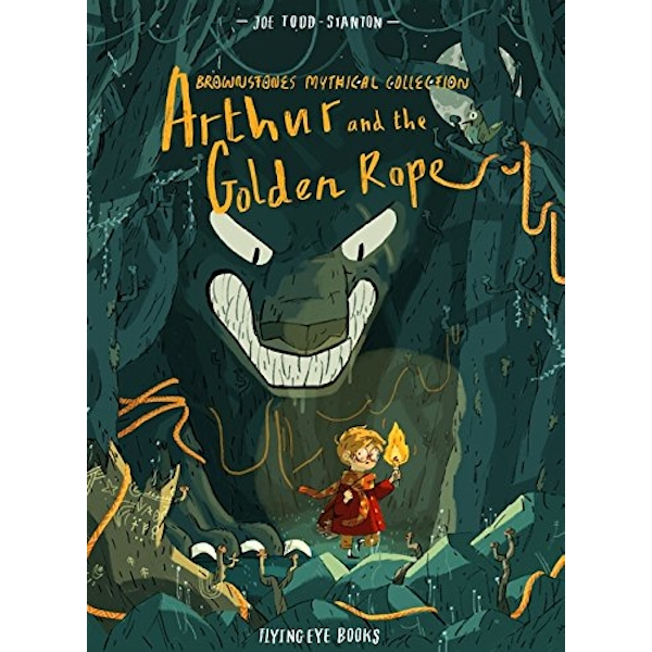 Arthur & the Golden Rope  Paperback / softback 2018