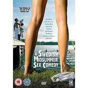 A Swedish Midsummer Sex Comedy DVD