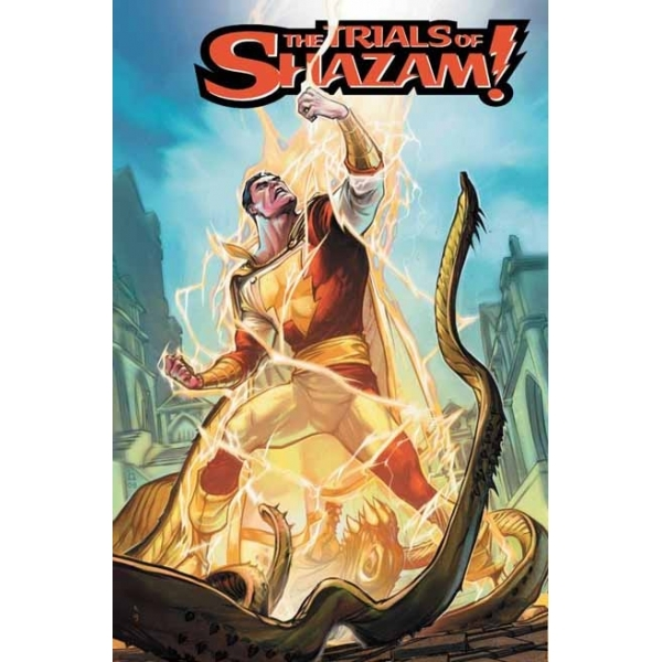 Trials Of Shazam TP Vol 01