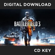 Battlefield 3 PC CD Key Download for Origin