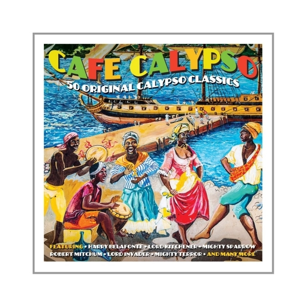 Various Artists - Cafe Calypso CD