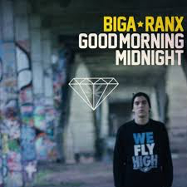 Biga Ranx – Good Morning Midnight Vinyl