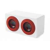 Intempo EE0996SWR Mini Blaster Sound Box for Smartphones White/Red