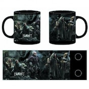 The Hobbit Mug Dwarfs