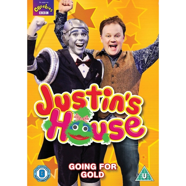 Justin's House Going for Gold (DVD)