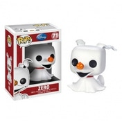Zero Ghost (Nightmare Before Christmas) Funko Pop! Vinyl Figure