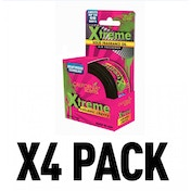 (4 Pack) California Scents Xtreme Volcanic Cherry Car/Home Air Freshener