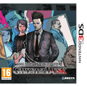Jake Hunter Detective Story Ghost of the Dusk 3DS Game
