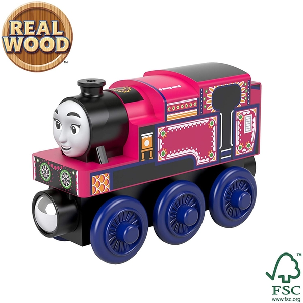 Thomas & Friends Thomas and Friends Wood Ashima Toy Train