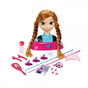 Disney Frozen Majestic Hair Styling Head Anna